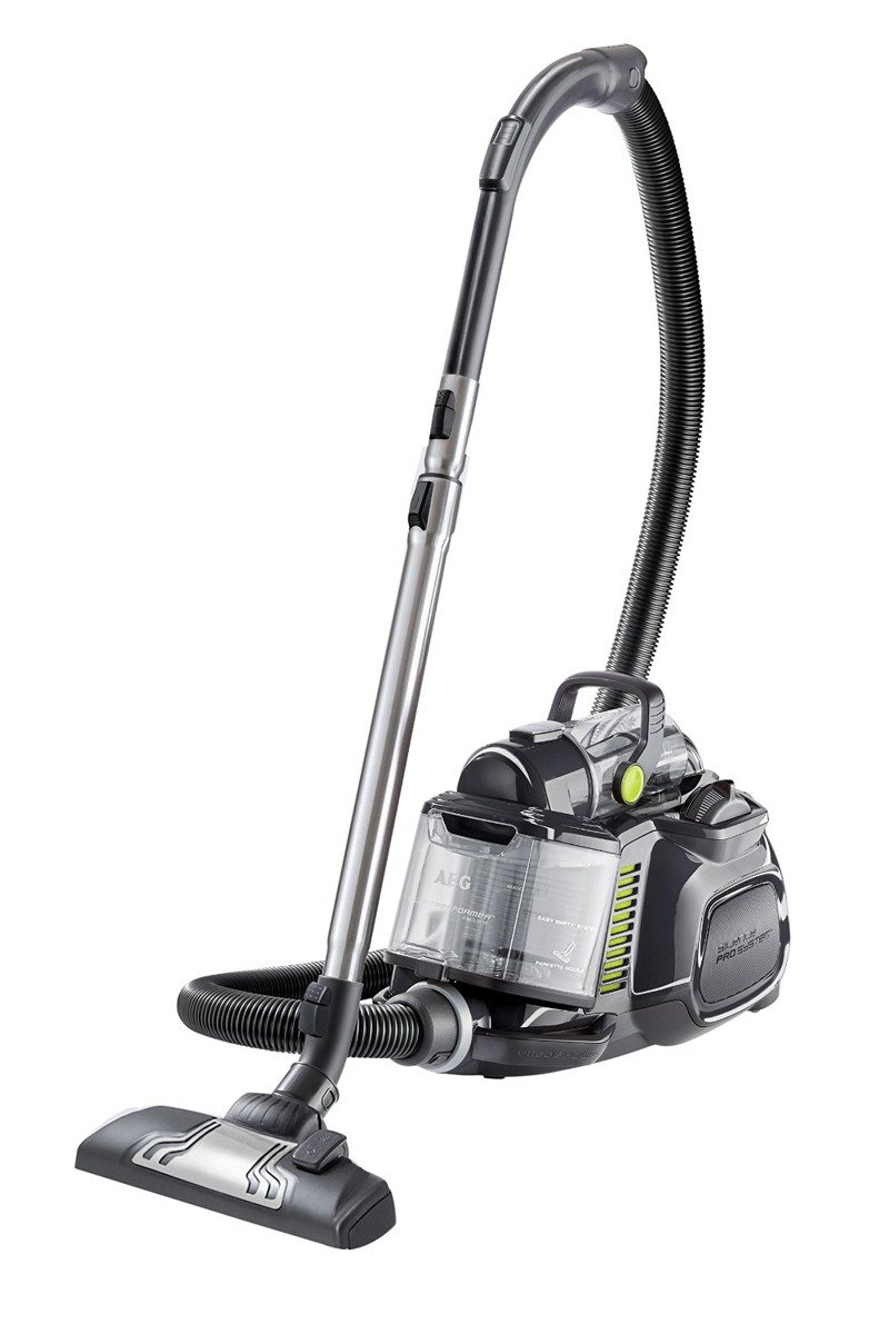 electrolux silent performer cyclonic manual