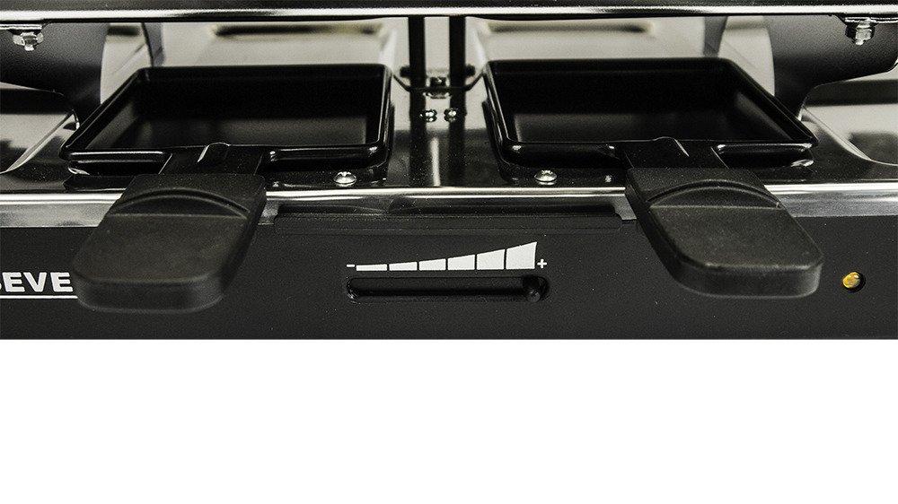 severin rg 2341 grill elektryczny raclette 1400 p yta. Black Bedroom Furniture Sets. Home Design Ideas