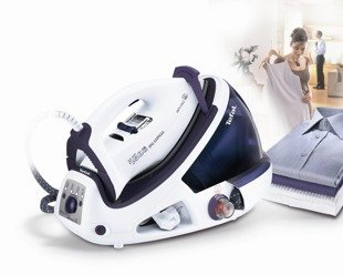 Tefal Pro Express GV8330 Stacja parowa | 2200W | 5 Bar | Anti-Kalk